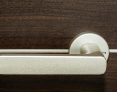 ラブホテルの施錠システム